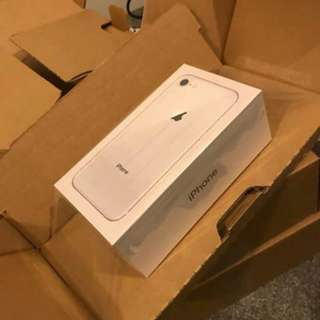 iPhone 8 Brand New Unlocked