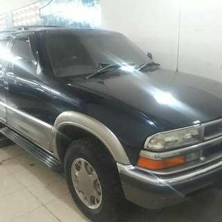 Opel blazer dohc LT 2002