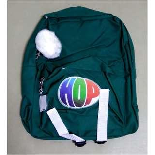 HOP Kid's Backpack with Set of Zip Pulls