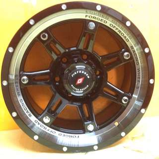 16 inch SPORT RIM 4x4 TCK FORGER OFFROAD RACING WHEELS