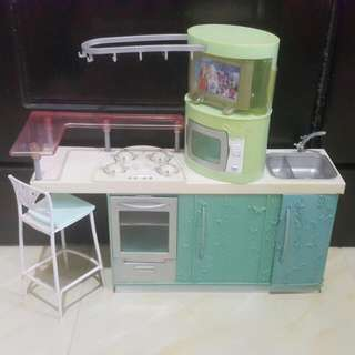 Barbie Original Kitchen