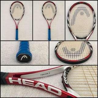 RARE ProStockHead Tennis TGK238.2 Microgel Prestige Pro 16X19 Racket Racquet