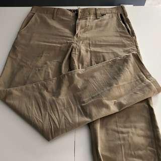Nike/Hurley Dri-fit Worker pants