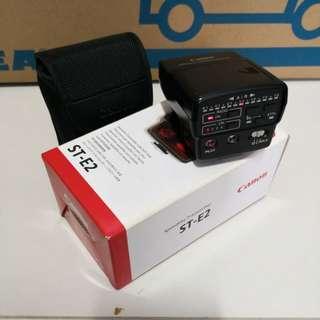 Canon ST-E2 (2 spare Batteries)