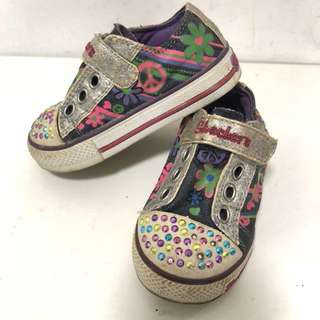 Skechers Twinkle Toes for toddler