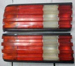 Mercedes 300se w126 Tail lamp