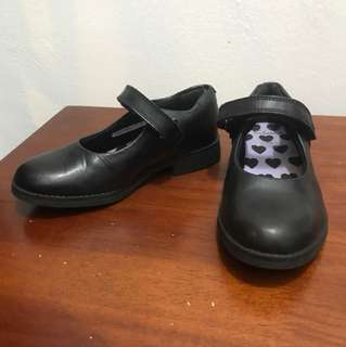 Clarks Black Shoes