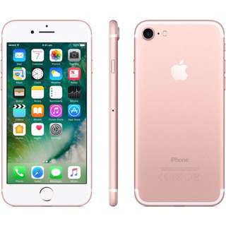 iPhone 7 Rosegold Openline