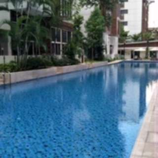 Nice, Good Rate 2bedrooms unit for Rent at Parc Rosewood Condo