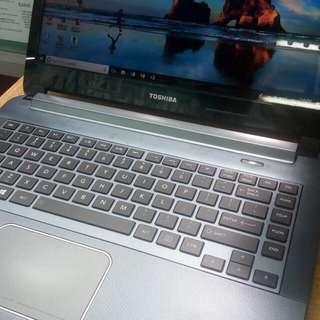 Toshiba core i5 ultrabook