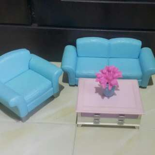 Barbie Sofa Sets