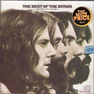 The Byrds The Best Of The Byrds - Greatest Hits, Volume II cd