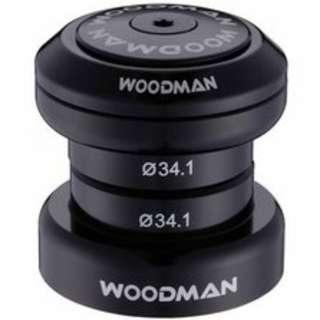 "WOODMAN Axis SPG Comp 1-1/8"" Headset 34.0mm"
