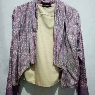 Blazer Batik Simplystore
