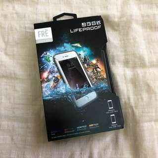 FRE Lifeproof for iPhone6/6s 4防/防水機殼