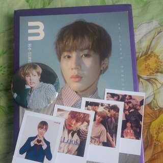 [WTS] Ha Sungwoon Calender Card