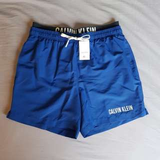 Brand New CK Calvin Klein Swimming Trunks