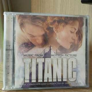 Music CD - Titanic (Original)