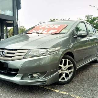 HONDA CITY 2010(A) SPECIAL TOUCH SCREEN- FULL LOAN & FAST APPROVAL