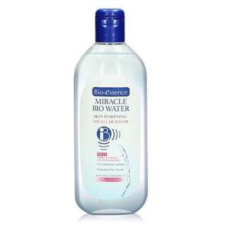 Bio-Essence Skin Purifying Micellar Water 400ml (In-Stock)