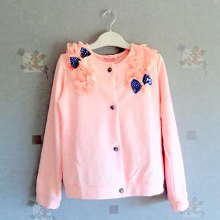Jacket (Pink) for Girl