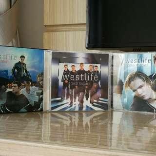 Music CDs -West life (Original)