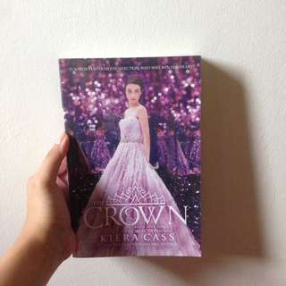 THE CROWN book 5