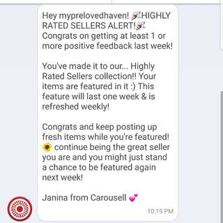 Twice in a week! thanks for your trust everyone! Until our next transaction! 😊😊