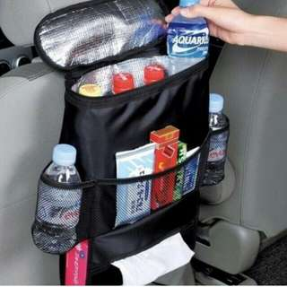 CAR ORGANIZER 3IN1