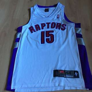 Nike Vince Carter Authentic Jersey (Large 44)