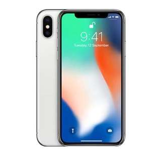 IPHONE X BUY BACK 256