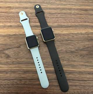 Apple Watch series 1 情侶裝