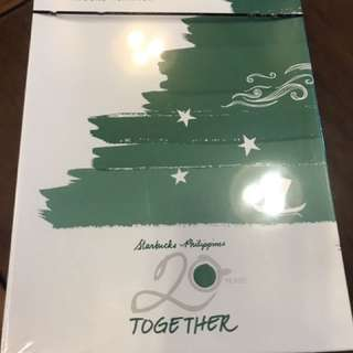 Starbucks 2018 Planner Green