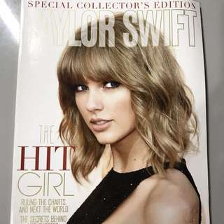 taylor swift limited ed magazine!!