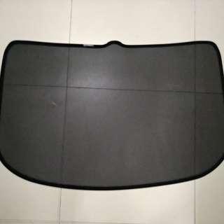 Nissan Almera Rear Sun Shade