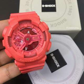 💕G-SHOCK GMAS100VC (MEDIUM SIZE)💕