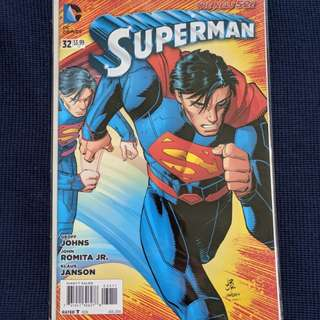 DC New 52 Superman #32