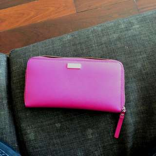 Kate Spade Neda Wallet - great condition and spacious