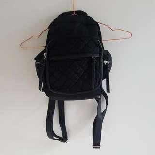 New Look Black Backpack
