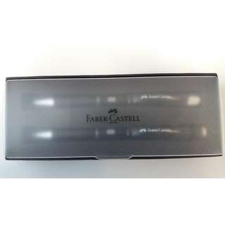 Brand  New Faber Castell Set (Black)