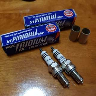 NGK Iridium Spark Plugs