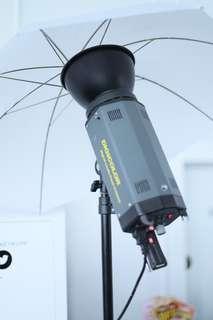 Digicolor Digital Studio Flash V-550SD