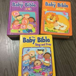 Interesting baby bible for simple faith 😀