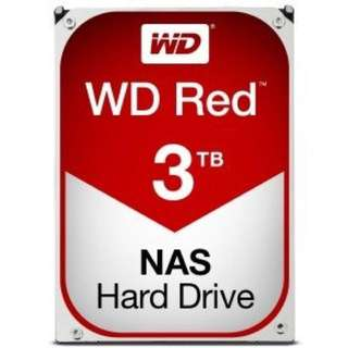 WD Red 3TB HDD