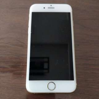 iPhone 6S, 64GB Gold (Mint Condition!)