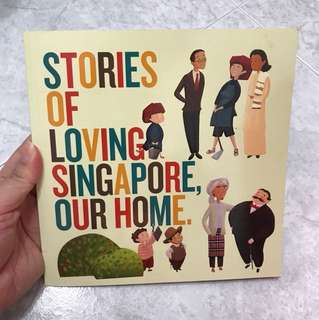 Stories about Singapore