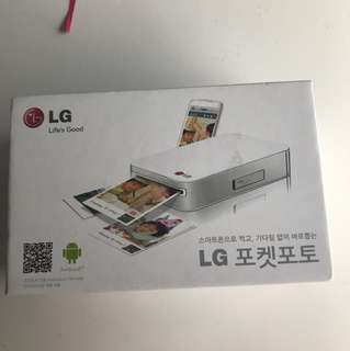 LG PD221 smart mobile printer