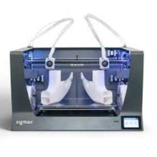 The new BCN3D Sigmax (A printer for massive BIG print sizes)