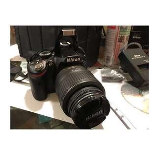 Nikon D3200 18-55 VR II Kit(代友放)