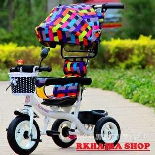Sepeda Anak Roda Tiga Sepeda Tricycle Keren